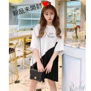 Rady - 【新品未開封】Rady バイカラーTシャツ  Mサイズ