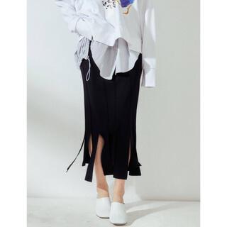 ZARA - UN3D. ランダムニットスカート