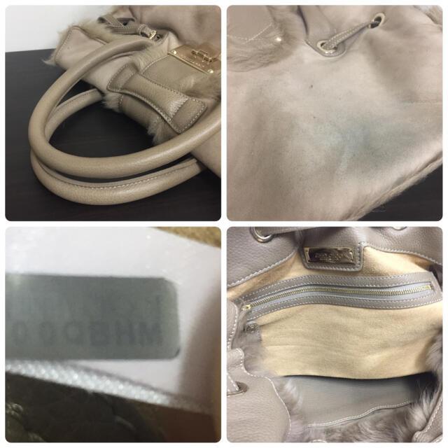 JIMMY CHOO(ジミーチュウ)のJIMMY CHOO ジミーチュウ ハンドバッグ レディースのバッグ(ハンドバッグ)の商品写真