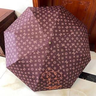 ルイヴィトン(LOUIS VUITTON)のlv傘、自動的、高品質 8千9百円で購入できます。(傘)