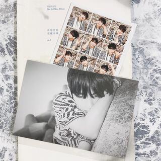 防弾少年団(BTS) - BTS✨花様年華pt.1✨韓国版✨公式トレカ&購入特典ポストカード✨テヒョン