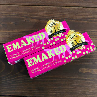 ミズハシホジュドウセイヤク(水橋保寿堂製薬)の✨新品 未使用✨ EMAKED まつ毛美容液(まつ毛美容液)