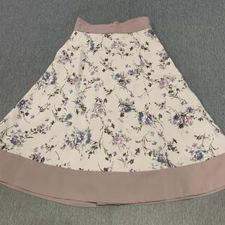 MISCH MASCH - ミッシュマッシュ 膝丈スカート