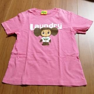 LAUNDRY - ☆レア Laundry チェブラーシカ Tシャツ M ピンク