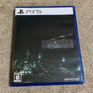 PlayStation - PS5 ファイナルファンタジー7 リメイク インターグレード FF7