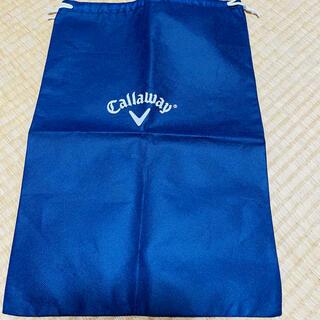 キャロウェイ(Callaway)のCallaway☆シューズケース保存袋(その他)