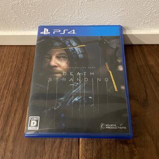 PlayStation4 - DEATH STRANDING(デス・ストランディング) PS4