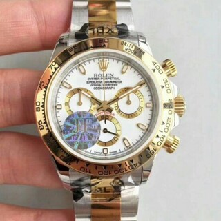 ROLEX - 即購入OK!!!SSランク ロレックス メンズ 腕時計 自動巻