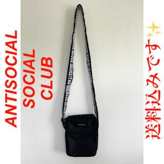 Supreme - アンチソーシャルソーシャルクラブ ショルダーバック カバン