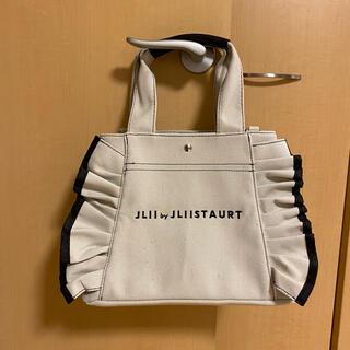 JILL by JILLSTUART - ジルバイジルスチュアート フリルトート
