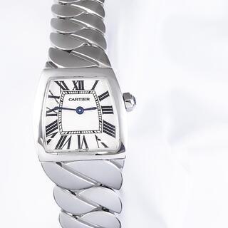 カルティエ(Cartier)の【仕上済】カルティエ ラドーニャ ブレス シルバー レディース 腕時計(腕時計)