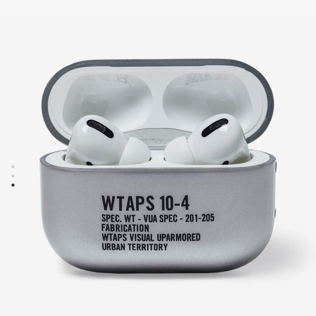 W)taps(ダブルタップス)のWTAPS AirPods ProCase スマホ/家電/カメラのスマホアクセサリー(モバイルケース/カバー)の商品写真