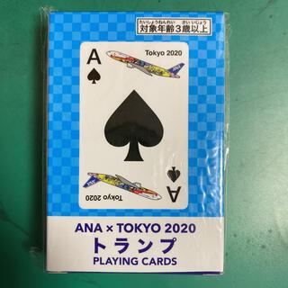 エーエヌエー(ゼンニッポンクウユ)(ANA(全日本空輸))のANA×TOKYO 2020 トランプ(トランプ/UNO)