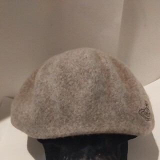 ヴィヴィアンウエストウッド(Vivienne Westwood)のVivienne Westwood/ヴィヴィアン・ウエストウッド/ベレー帽/美品(ハンチング/ベレー帽)