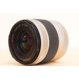 ペンタックス(PENTAX)のF15/ ペンタックス SMC 5-15mm F2.8-4.5  /3331B(レンズ(ズーム))