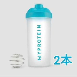 MYPROTEIN - マイプロテインシェイカー600ml(2個)