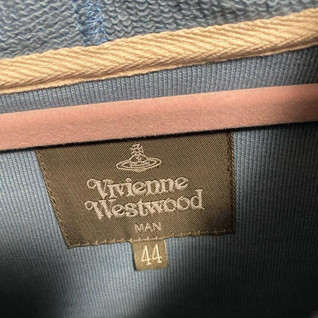 Vivienne Westwood(ヴィヴィアンウエストウッド)のVivienneWestwood パーカー メンズのトップス(パーカー)の商品写真