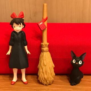 ジブリ(ジブリ)のジブリ 三鷹の森美術館 魔女の宅急便 マグネットセット(キャラクターグッズ)