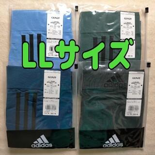 アディダス(adidas)のボクサーパンツ アディダス LL 4枚(ボクサーパンツ)