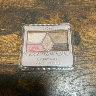 キャンメイク(CANMAKE)のキャンメイク パーフェクトスタイリストアイズ10(アイシャドウ)
