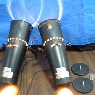 スポットライト 演出空間 ミラーボール用 照明器具 2台セット NEF-7234(天井照明)