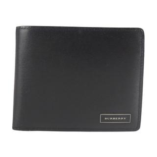 バーバリー(BURBERRY)のBURBERRY バーバリー 二つ折り財布 【本物保証】(折り財布)