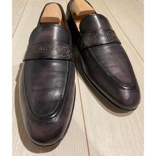 【即日発送】ベルルッティ 革靴 26.5cm メンズ Made in Italy