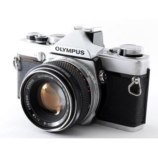 オリンパス(OLYMPUS)の#2590 動作品!!☆コンパクトな露出計つきです♪☆ OLYMPUS OM-1(フィルムカメラ)