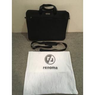 レノマ(RENOMA)のrenoma レノマ フランス ビジネスバッグ ブリーフケース 書類カバン (ビジネスバッグ)