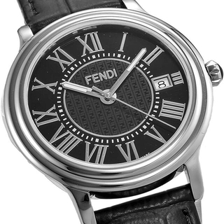 FENDI - フェンディ 時計 FENDI  CLASSICO ROUND MEN