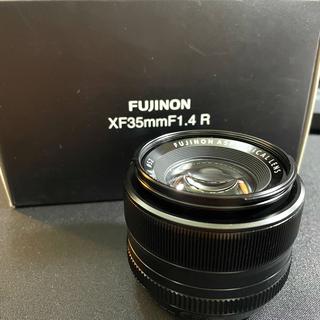 フジフイルム(富士フイルム)のFUJIFILM xf 35mm f1.4(レンズ(単焦点))