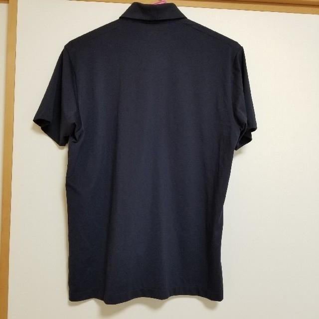 UNIQLO(ユニクロ)のUNIQLO エアリズム 半袖フルオープンポロシャツ Sサイズ メンズのトップス(ポロシャツ)の商品写真