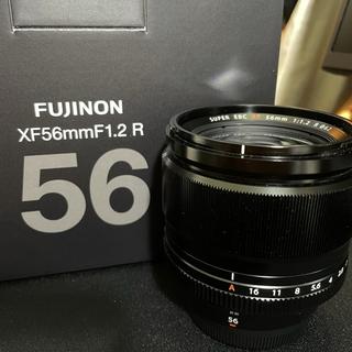 フジフイルム(富士フイルム)のFUJIFILM XF 56mm f1.2(レンズ(単焦点))