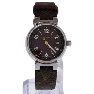 ルイヴィトン(LOUIS VUITTON)のLOUIS VUITTON ルイヴィトン ウォッチ(腕時計(アナログ))