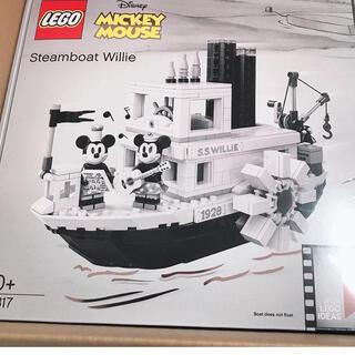 蒸気船ウィリー レゴブロック