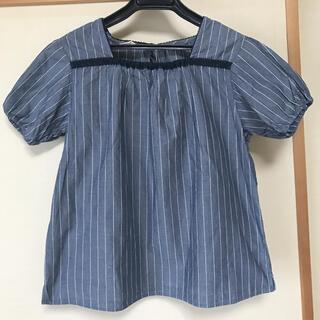 スタディオクリップ(STUDIO CLIP)のスタジオクリップ 綿ブラウス(シャツ/ブラウス(半袖/袖なし))