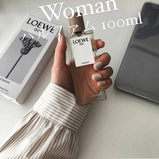 LOEWE - ロエベ 001 LOEWE 香水 ウーマン オードパルファム100ml