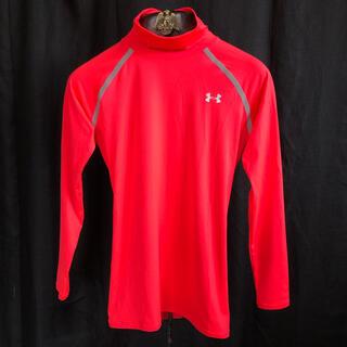 UNDER ARMOUR - アンダーアーマー ヒートギアコンプレッション 長袖 トレーニングシャツ