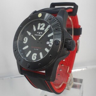 TECHNOS - TECHNOS テクノス メンズ腕時計