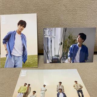 三代目 J Soul Brothers - 100 SEASONS/TONIGHT 三代目 フォトカード