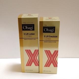 Obagi - オバジX 化粧水・乳液