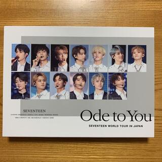 セブンティーン(SEVENTEEN)のSEVENTEEN Ode to You DVD(ミュージック)