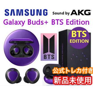 【正規品】BTS Galaxy ワイヤレスイヤホン 新品未使用