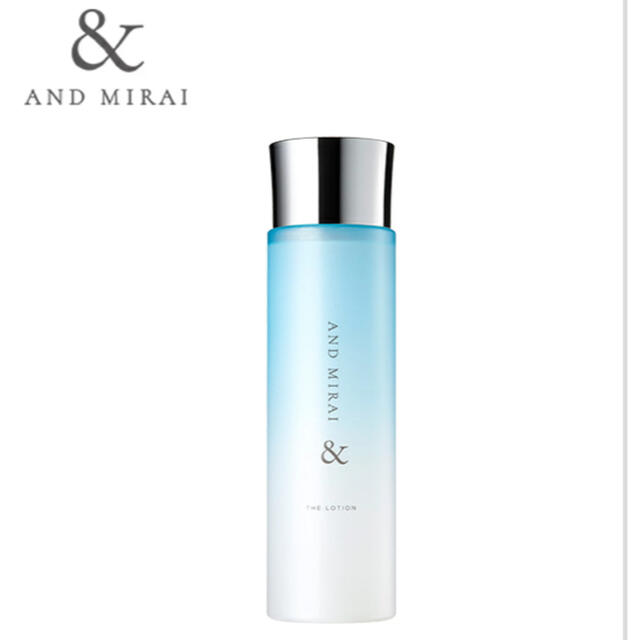 FANCL(ファンケル)の箱入り未使用⭐AND MIRAI アンドミライ ザ ローション コスメ/美容のスキンケア/基礎化粧品(化粧水/ローション)の商品写真