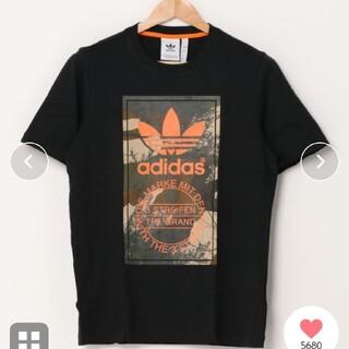 adidas - アディダス★Tシャツ★新品未使用 タグつき