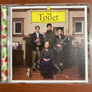 ▲【美品・2010年】トイレット Toilet サントラ(映画音楽)