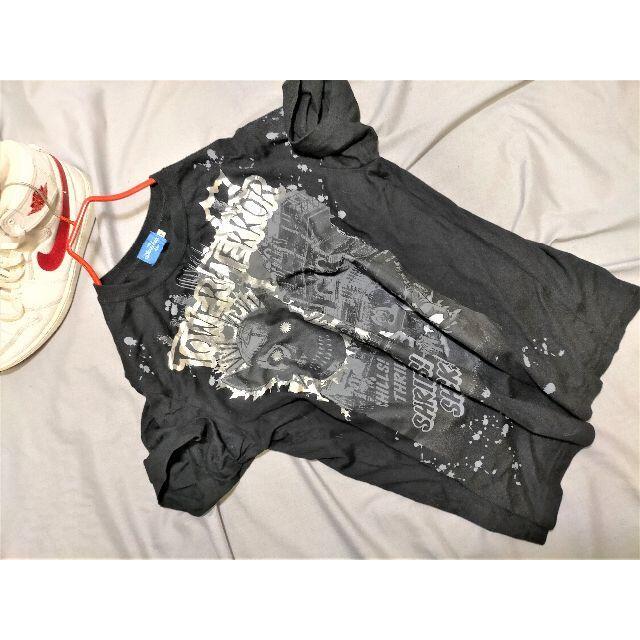 Disney(ディズニー)のDisney ディズニー タワーオブテラー 0611404 メンズのトップス(Tシャツ/カットソー(半袖/袖なし))の商品写真