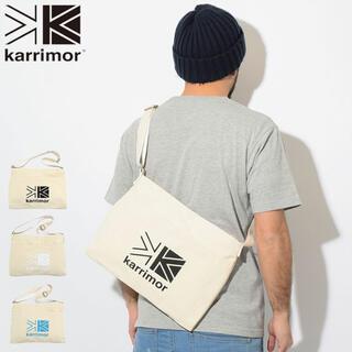 karrimor - 新品未使用 カリマー コットン ショルダーバッグ