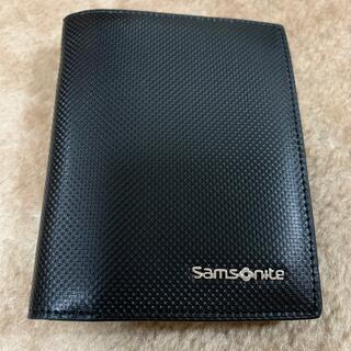 Samsonite - サムソナイト samsonite 二つ折り財布