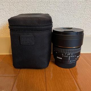 シグマ(SIGMA)の最終値下げ!!シグマフィッシュアイ15mm1:28ニコンFマウント(レンズ(単焦点))